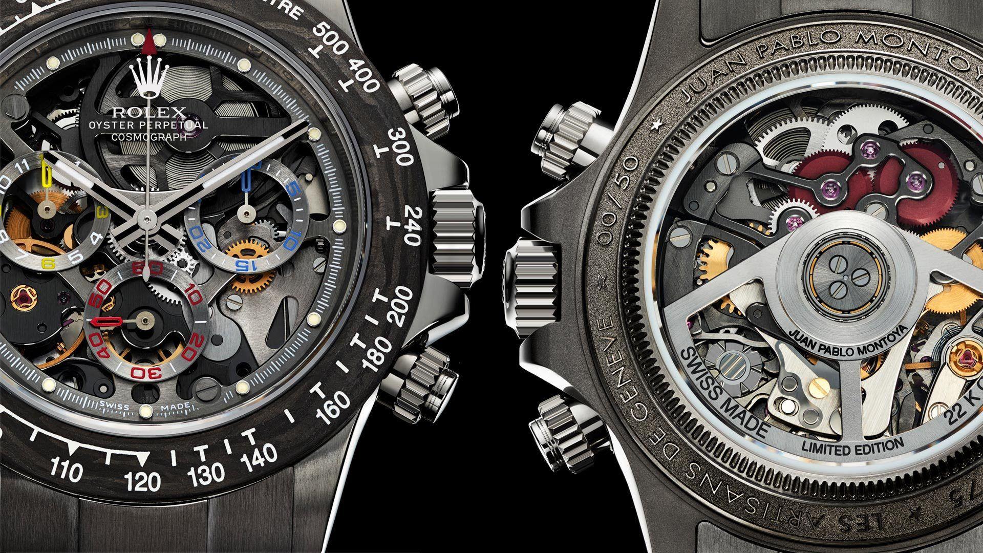 Les Artisans De Genève La Montoya Rolex Daytona Watch