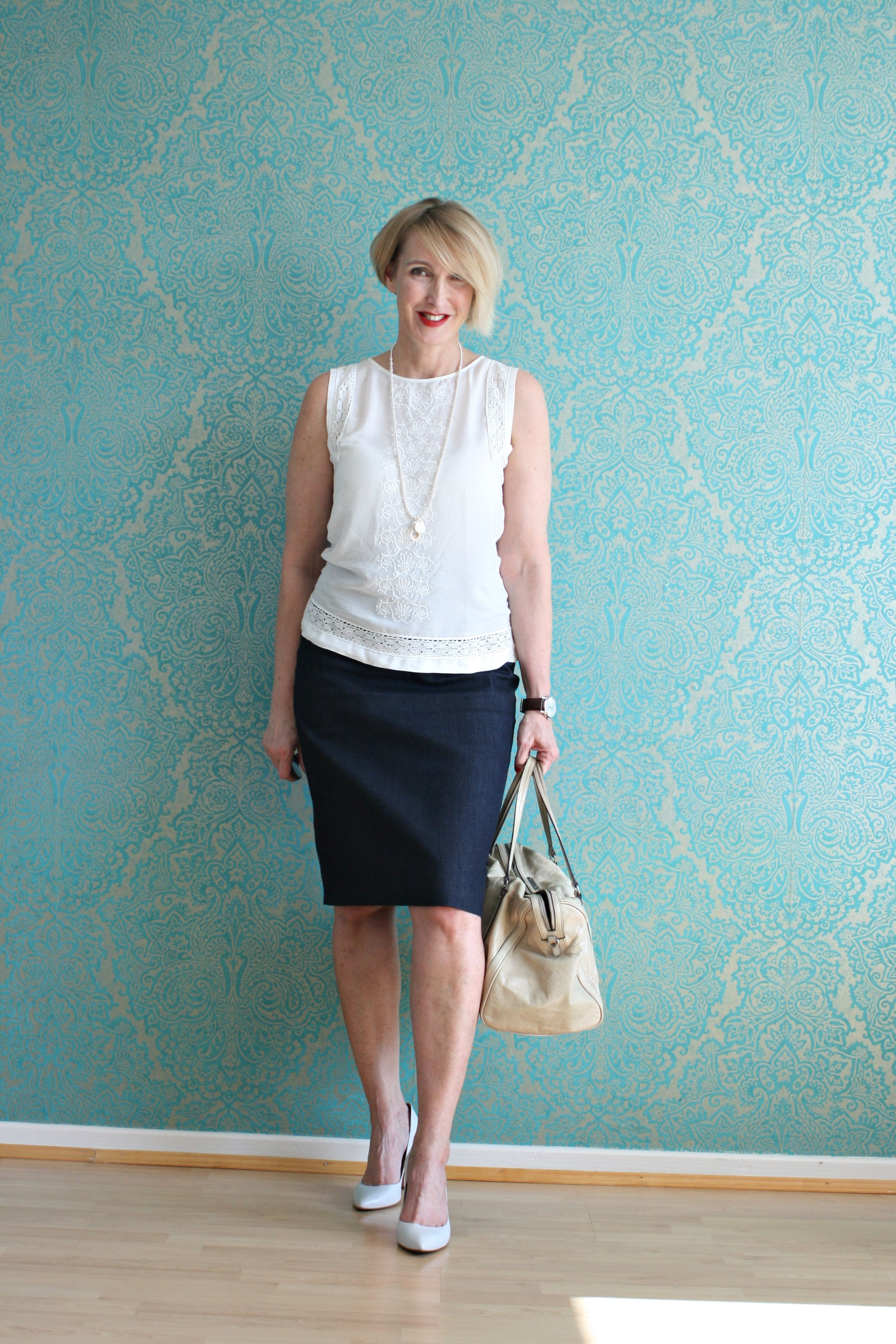 A fashion blog for women over 40 and mature women http ...