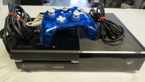 Microsoft XBox One 500GB Black Game Console  GREAT SHAPE https://t.co/kJtojYc4Py https://t.co/MpQPTc6GR2