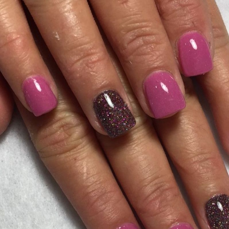 how to do your own acrylic nails with dip powder