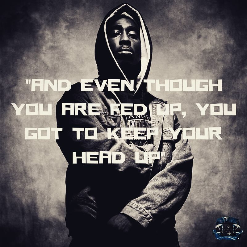 Yes sir. Now and always.  #rapmusic #lyrics #rapartists #tupac #westcoast #hiphopmusic #hiphop #hiphoplife #lifestyle #picoftheday #instamusic