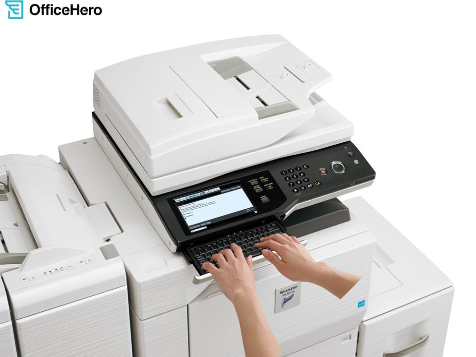 Office Hero provides you copier rentals service. We got