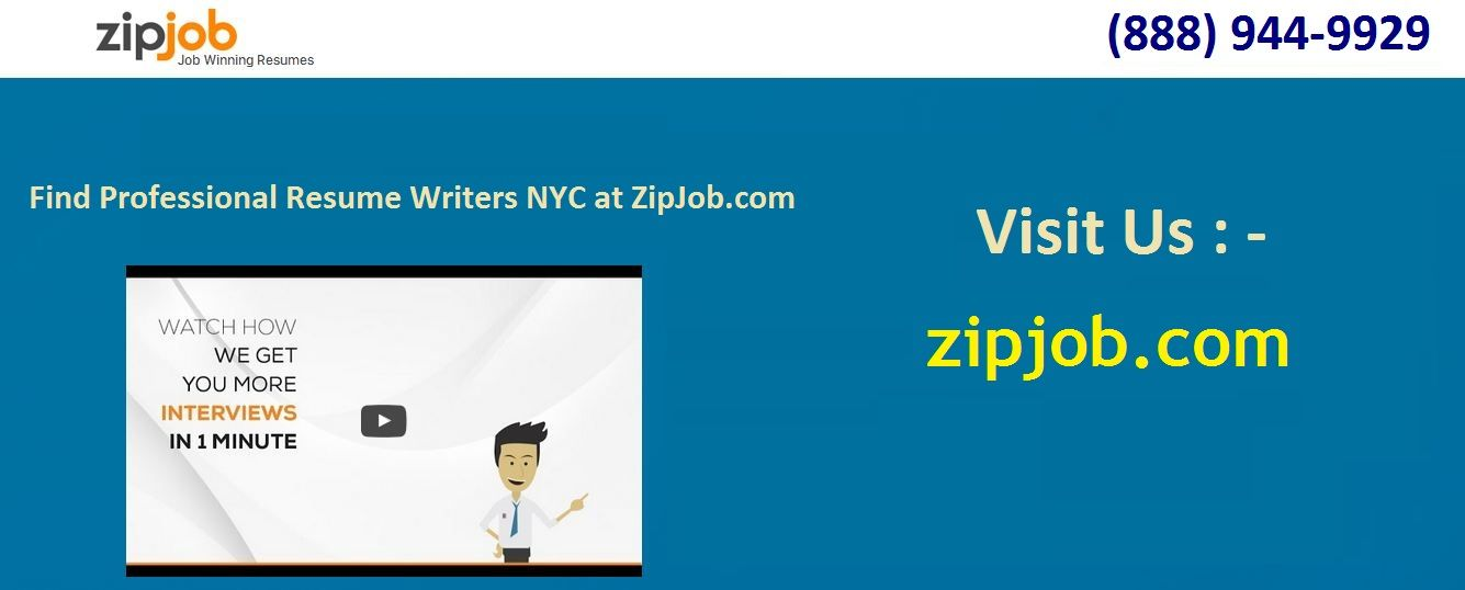 Best professional resume writing services nyc