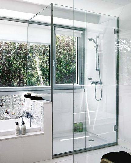 bañera y ducha en el mismo baño - Buscar con Google baño con ducha - Baos Modernos Con Ducha Y Baera