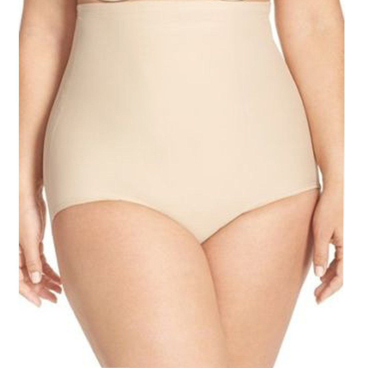 e179418ecee BeautyLean Tummy Control Shapewear for Women High Waist Shaping Panty Firm  Control Briefs Plus Size Nude 4X     You can find more details by visiting  the ...