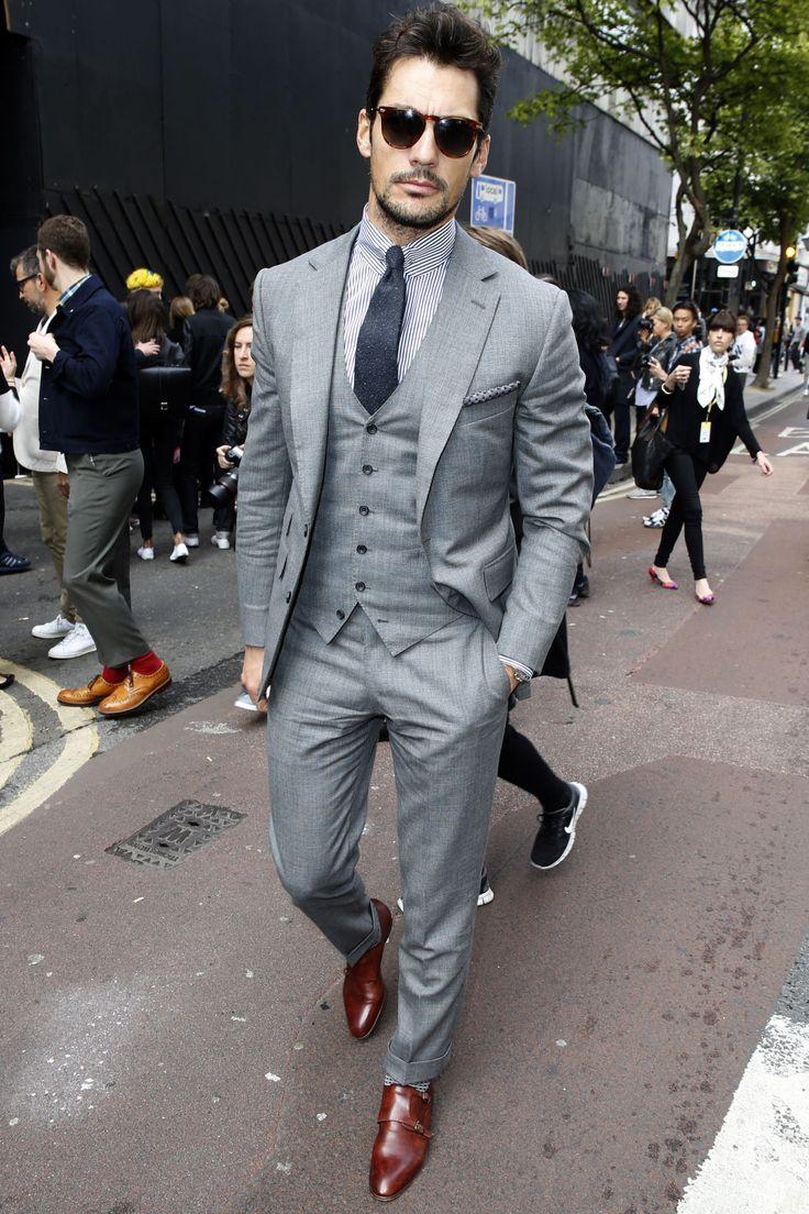 Sapato marrom masculino dicas de looks pra inspirar menus suits
