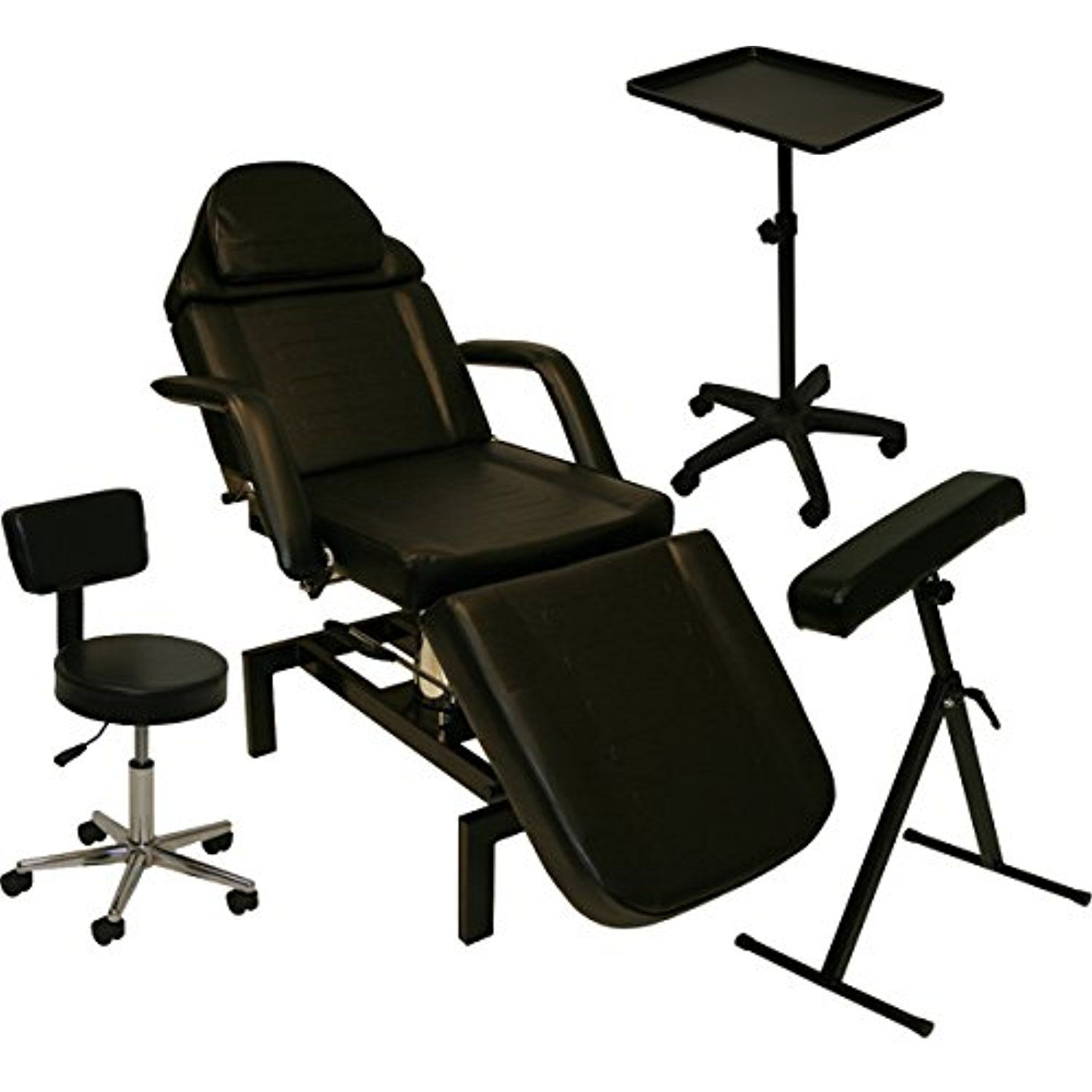 Inkbed tattoo package hydraulic table chair arm bar bed