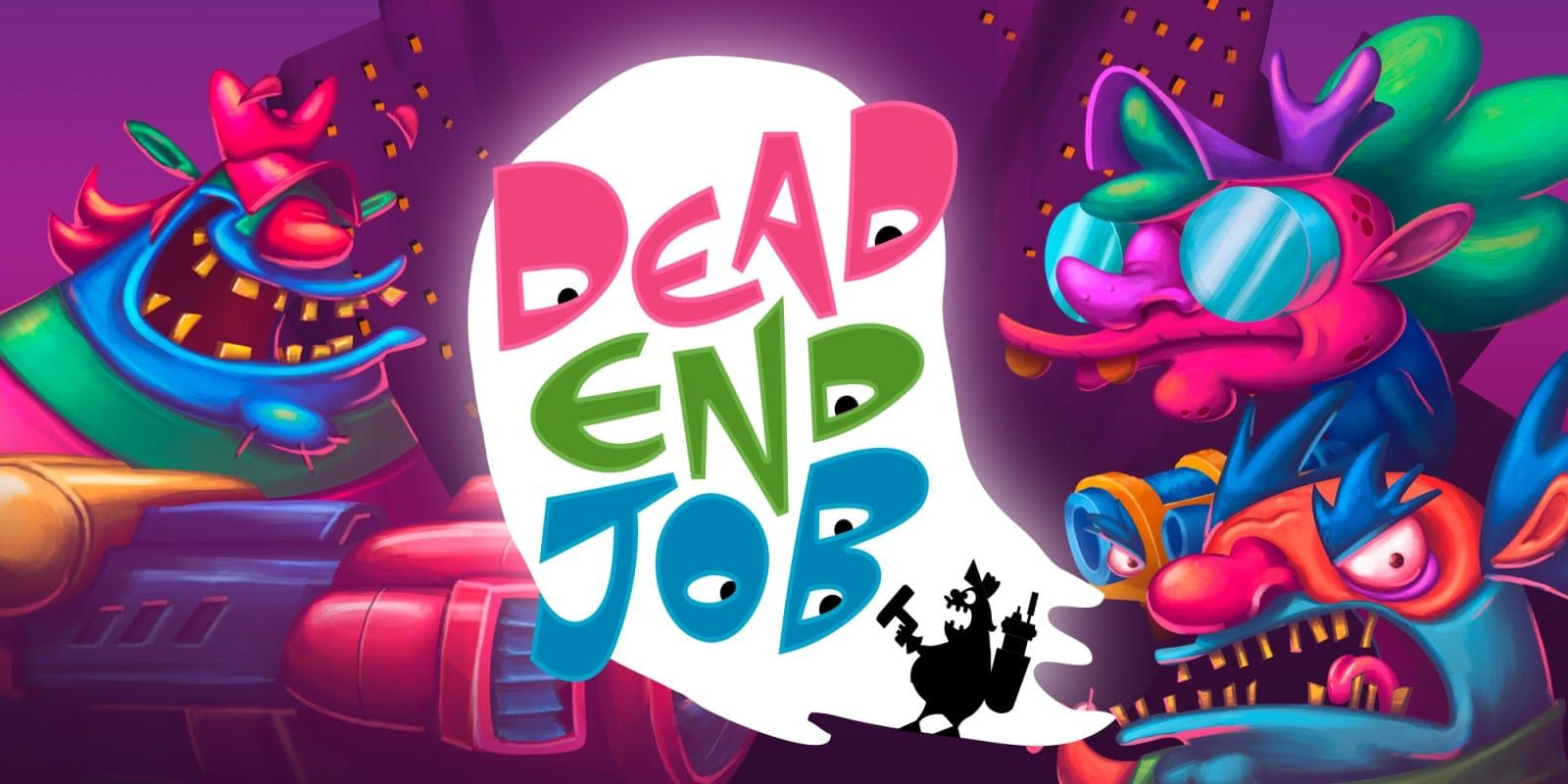 Dead End Job Nintendo Switch Releases