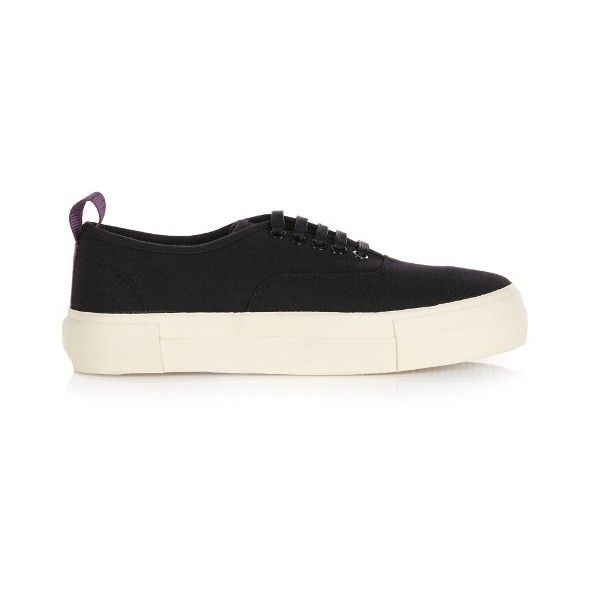 Mother low-top canvas trainers Eytys T00UAxEh