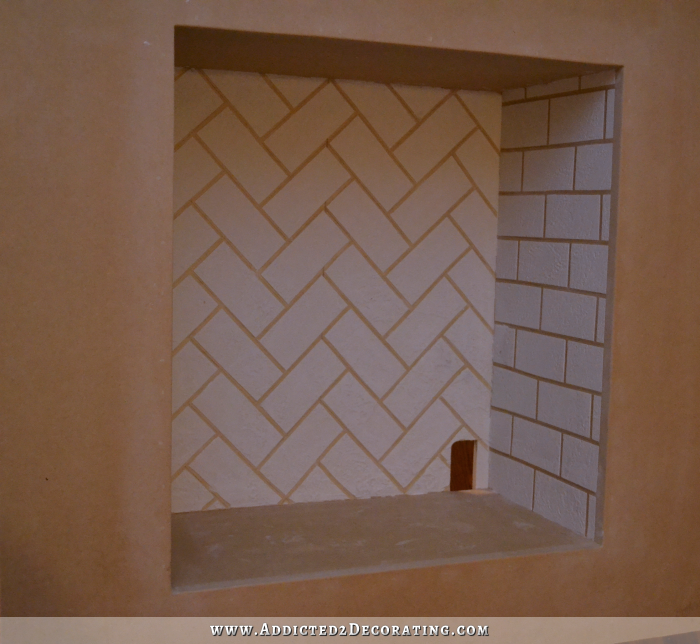 Astounding Diy Fireplace Part 4 The Finished Brick Fire Box And Download Free Architecture Designs Terchretrmadebymaigaardcom