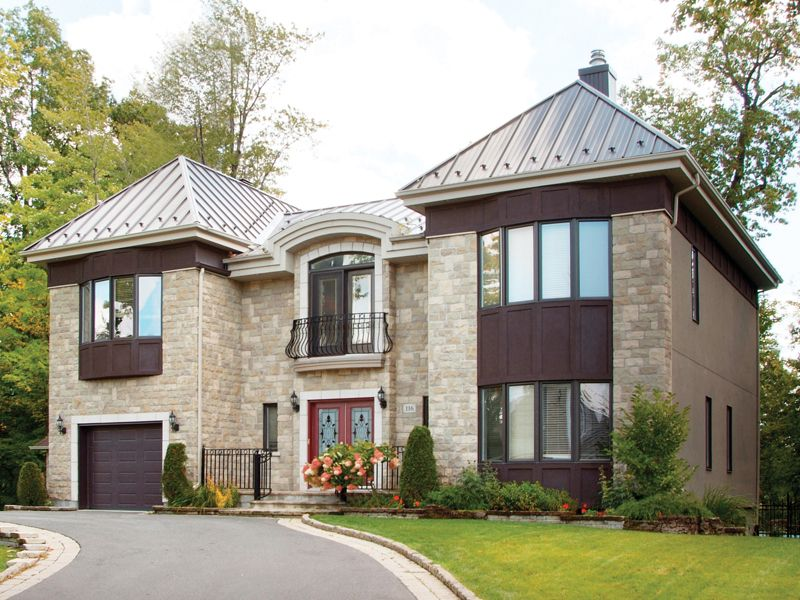 Uniquely designed home with amazing symmetry - plan 032D-0461-  houseplansandmore.com