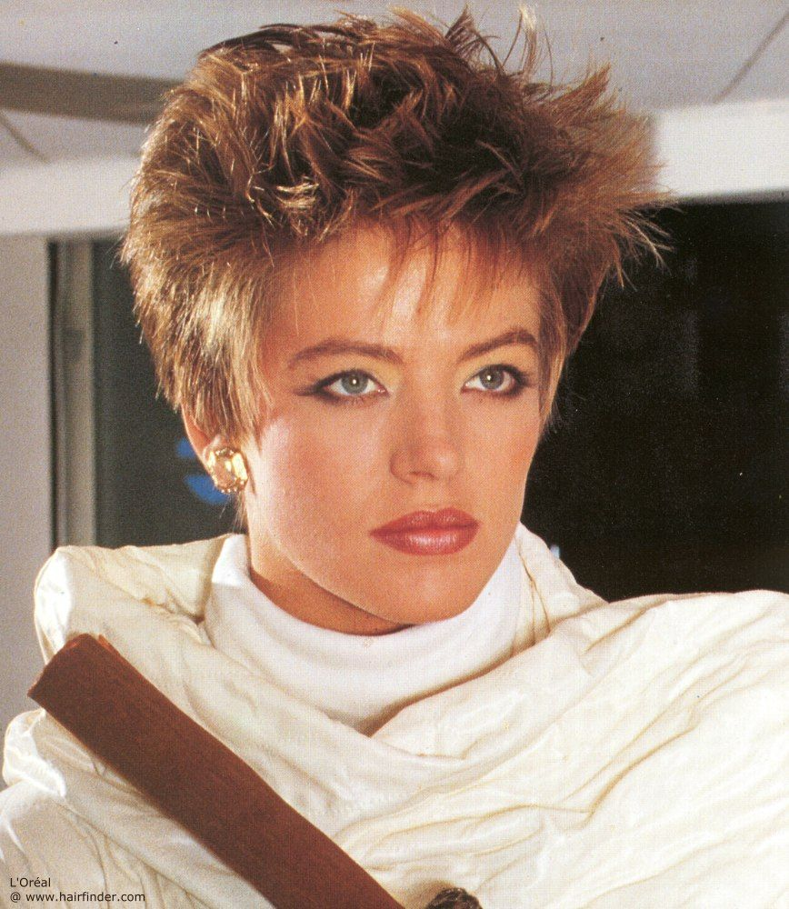 pin by angel tabor on haircut in 2019 | 80s short hair, 80s