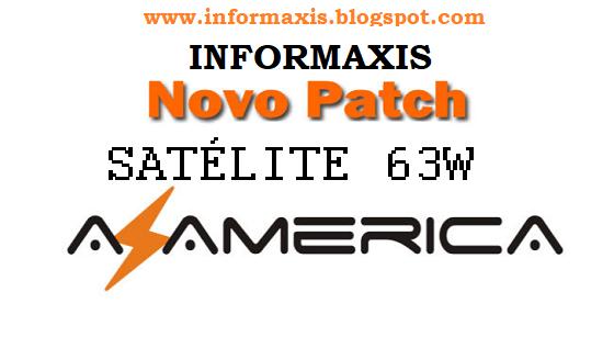 Para atualizar o seu receptor Azamérica com o Patch Insira o arquivo no pendrive e execute-o como se fosse uma nova atualização...