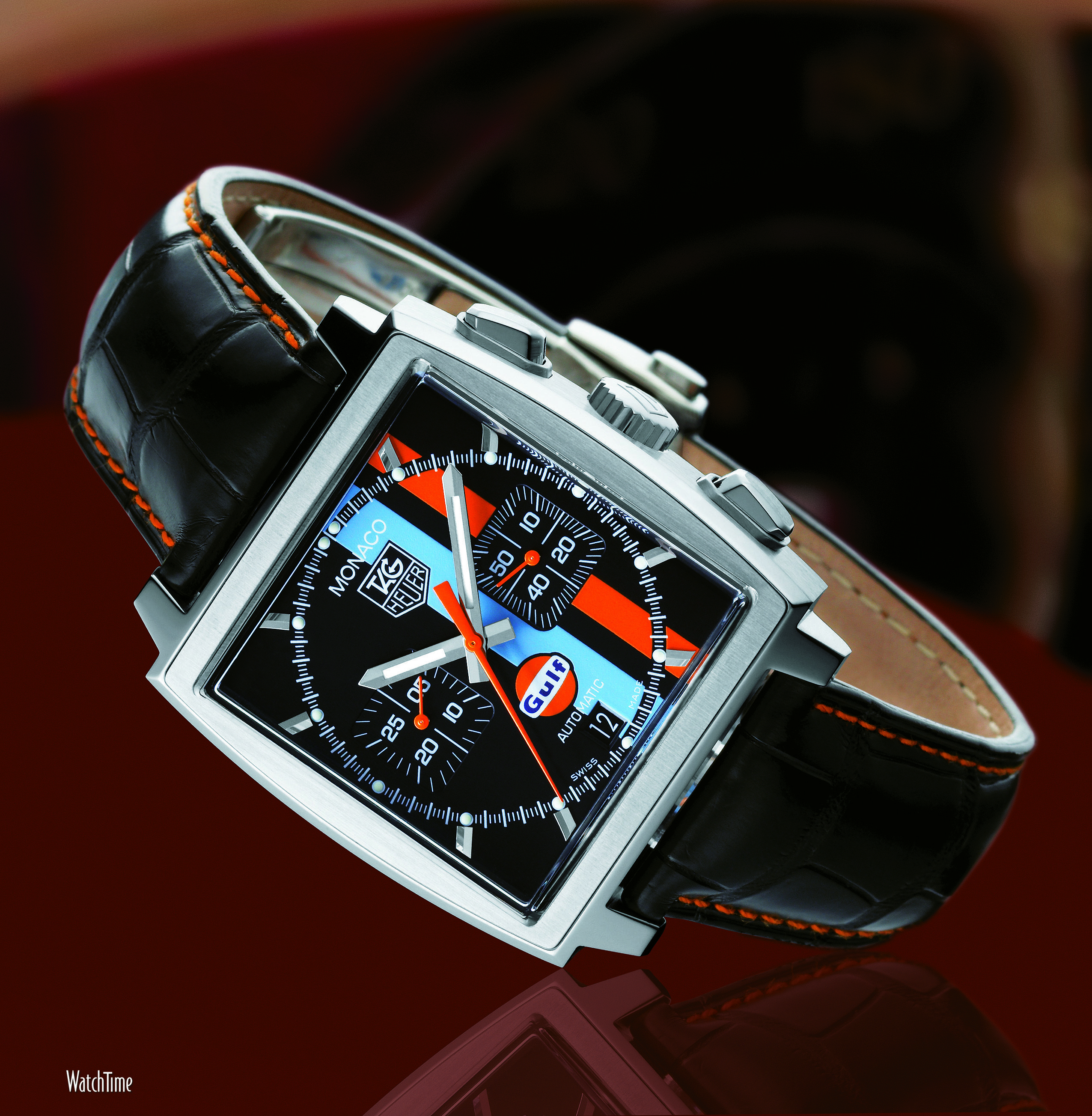 Watch Wallpaper: Limited-Edition Sports Chronographs ...