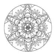 Resultats De Recherche D Images Pour Mini Mandala A Imprimer Coloriage Mandala Coloriage Colorier