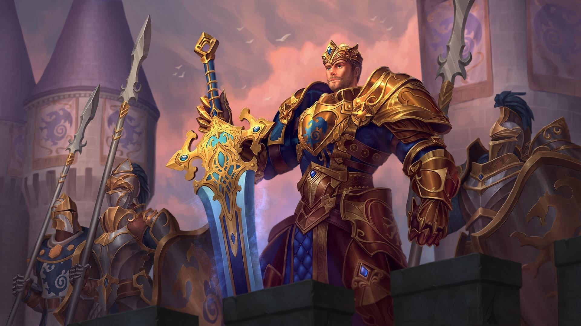 Pin By Javon Carter On Fantasy Characters Artist Smite King Arthur