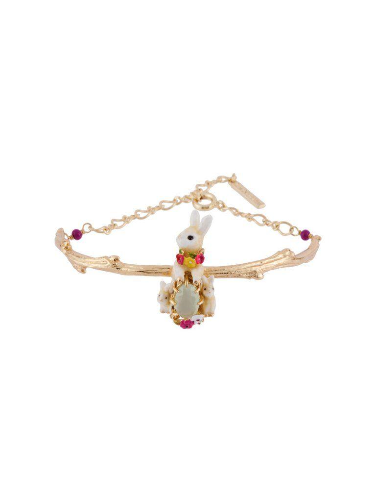 Australian shop Les Nereides One Rabbit Bracelet