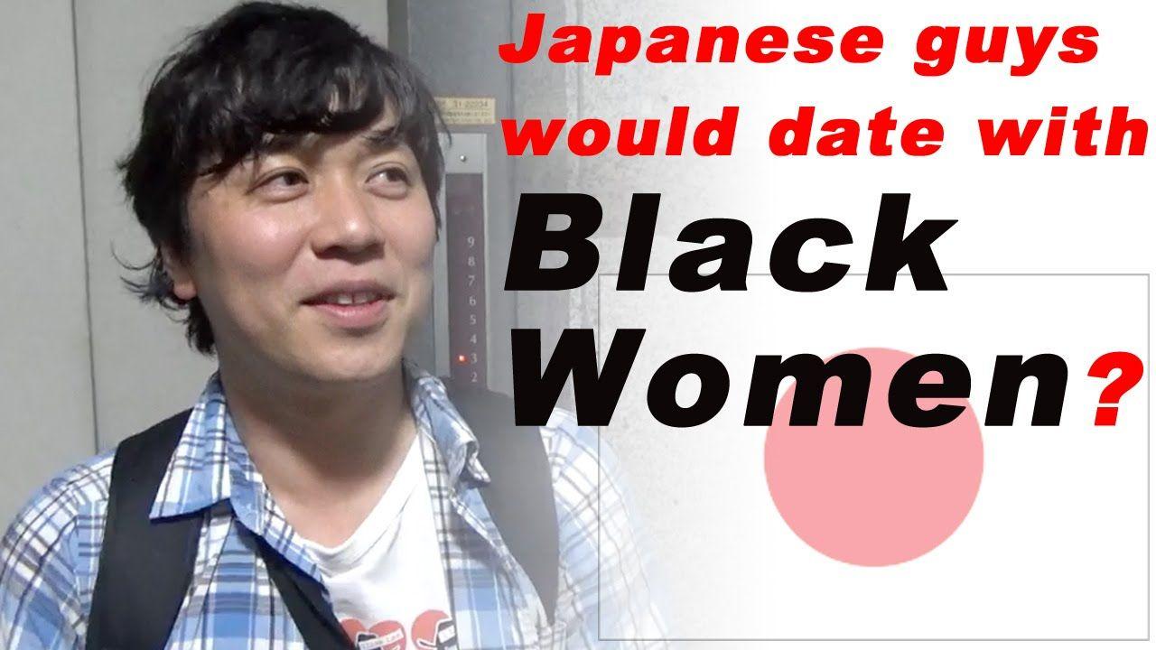 japanese dating black guys