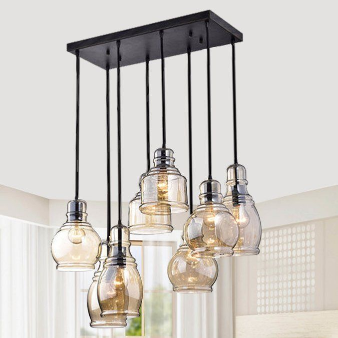 industrial cluster pendant lighting # 8