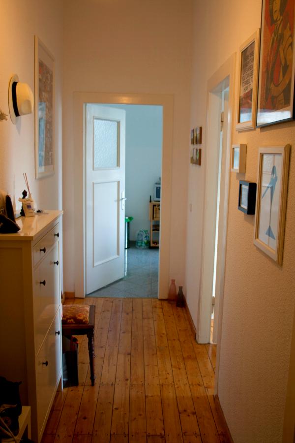 meine eigenen 4 w nde auf den ersten blick eingang und. Black Bedroom Furniture Sets. Home Design Ideas