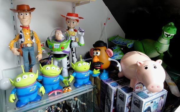 Toy Story Bayonne Lifesize La Planete Effermoss Jouets Et Figurines Toy Story Jouet Bayonne