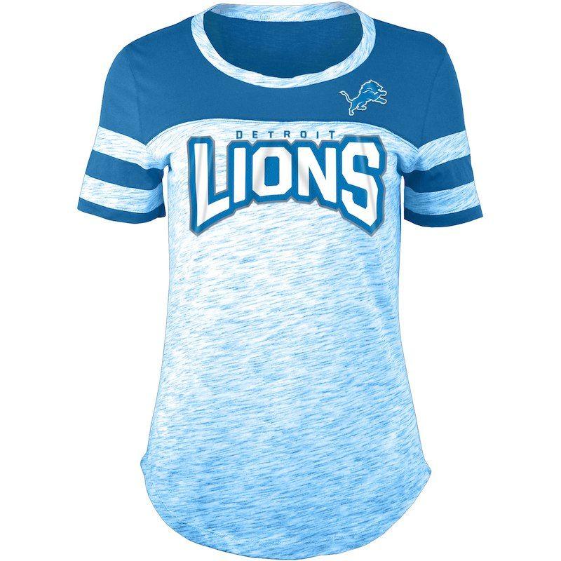 Detroit Lions New Era Women's Space Dye