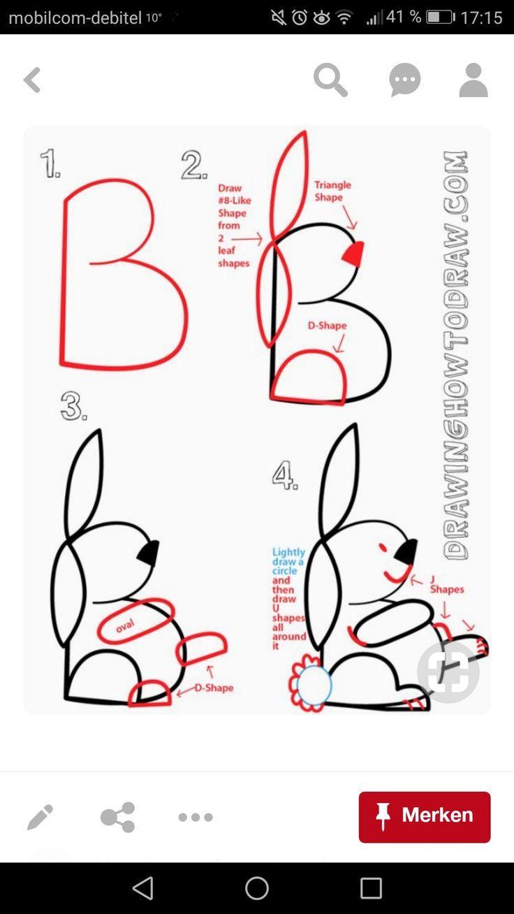 Aus Zahlen Tiere Zeichnen