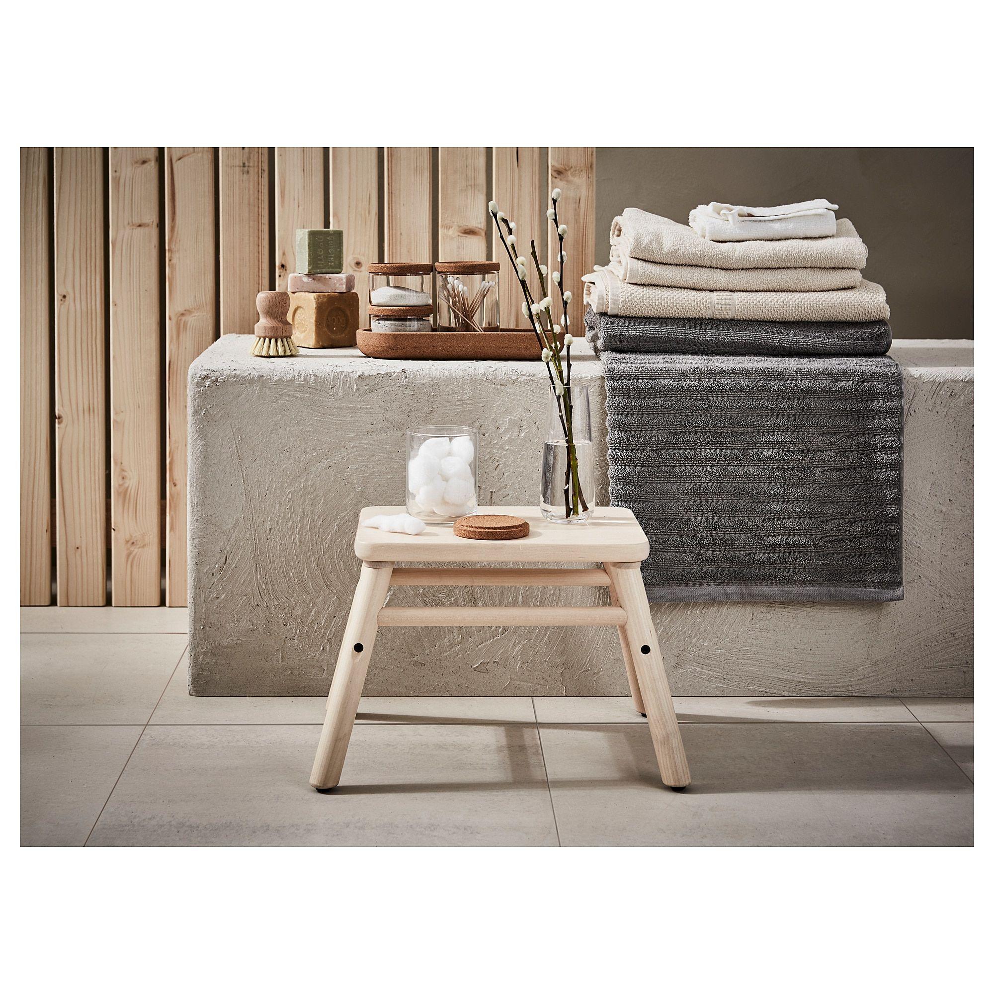 Photo of VILTO Step stool – birch – IKEA