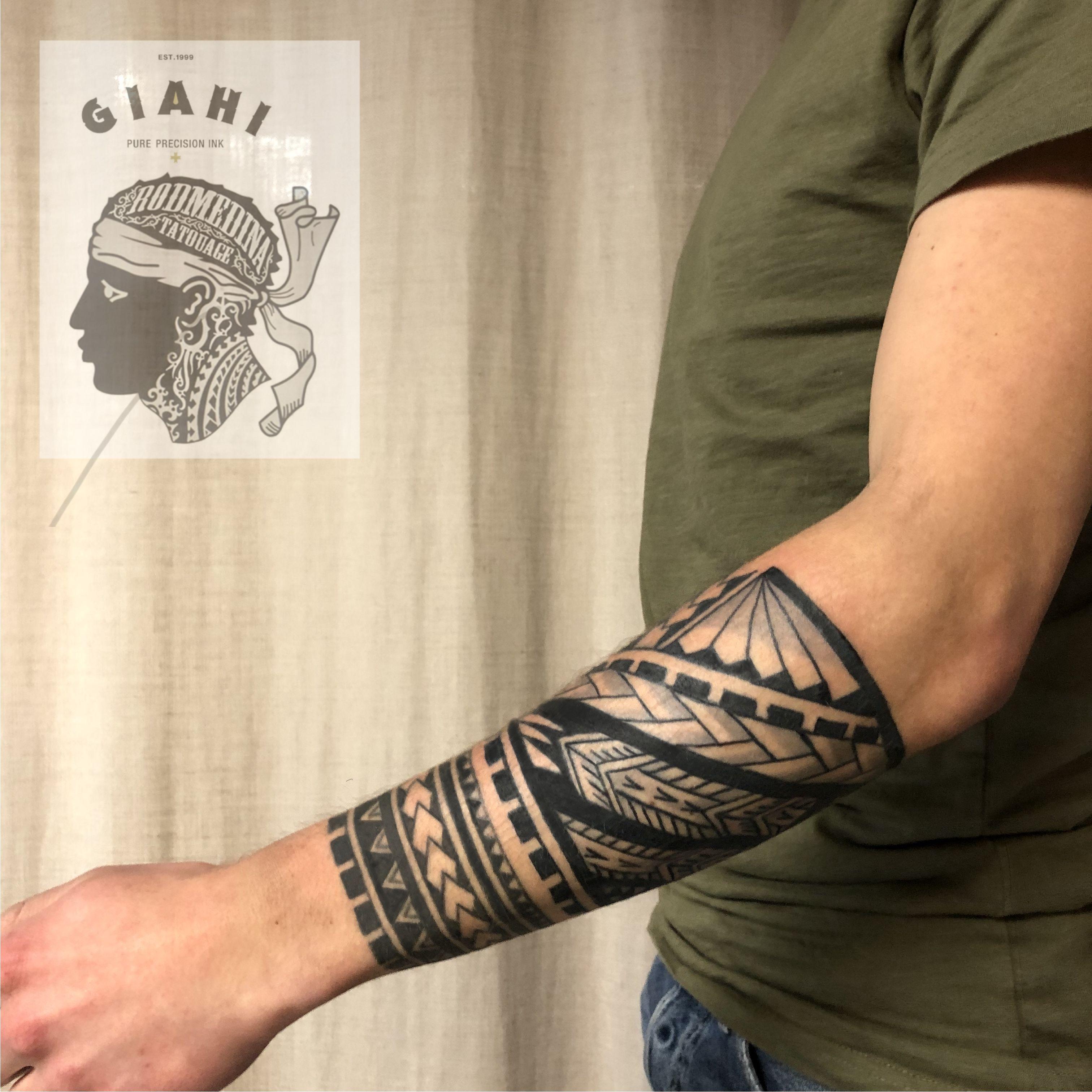 Maori Tattoo Digital Designs: Polynesian Tattoos In Switzerland