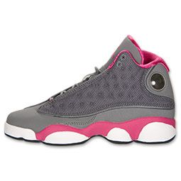 best website be914 87560 Girls' Grade School Air Jordan Retro 13 Basketball Shoes ...