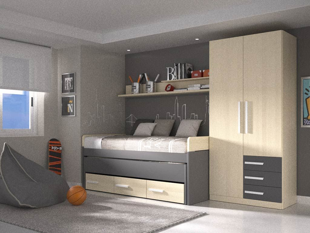 Mymobel dormitorios juveniles modelo dormitorio juvenil for Dormitorios juveniles precios