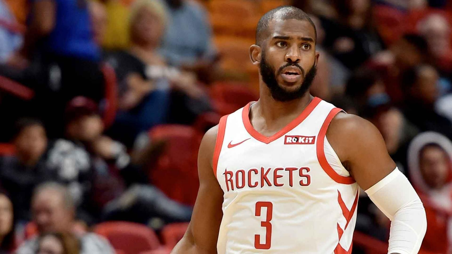 NBA 2019 Draft Rumors: Houston Rockets to trade Chris Paul