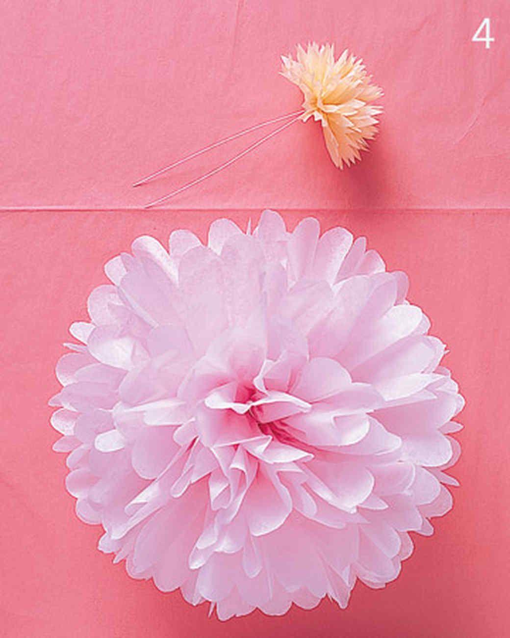Pom Poms And Luminarias Birthday Party Ideas Pinterest Floral