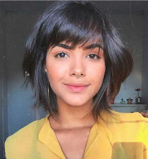 Bob Haircut and Hairstyle Ideas
