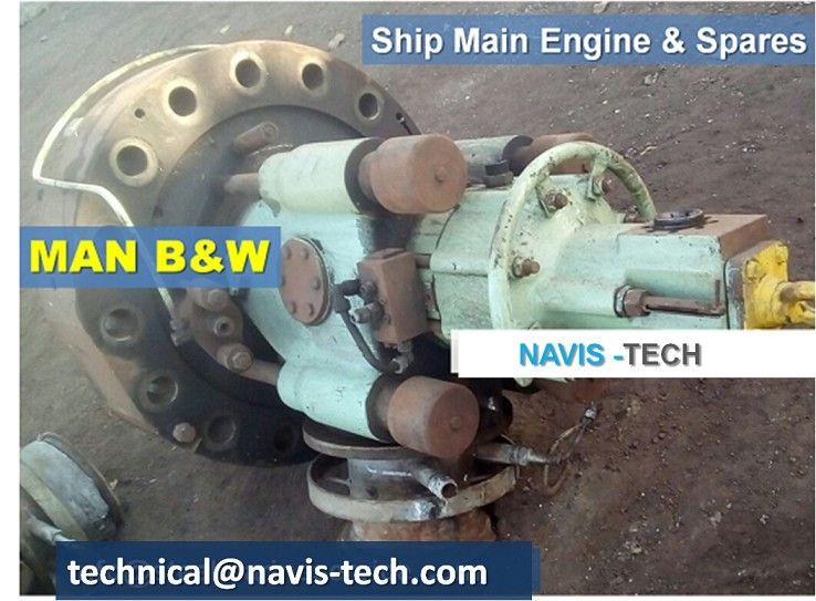 Ship Main-Auxiliary Engine MAN B&W L 35MC,MAN B&W L 42MC,MAN …   MAN