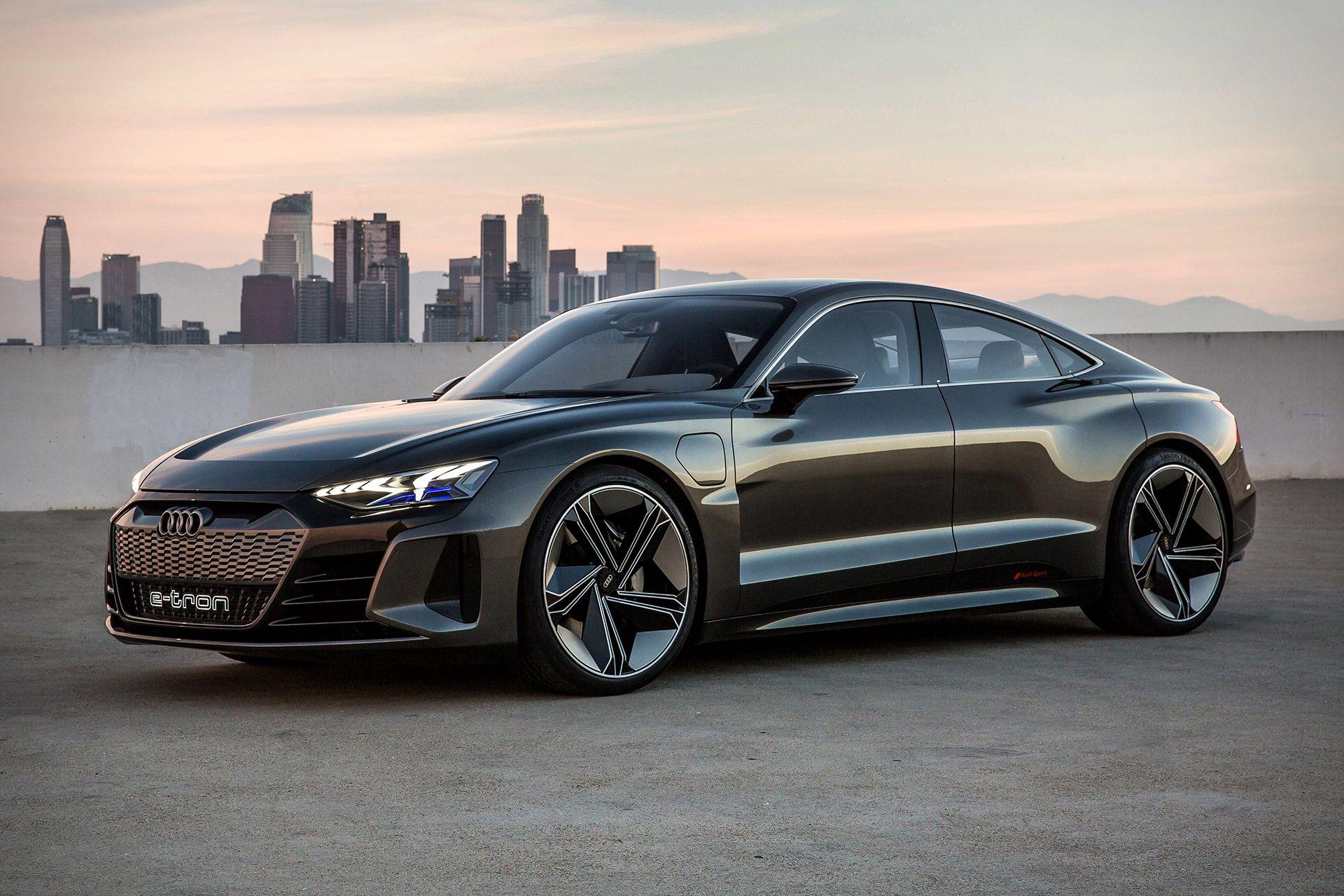 Audi E Tron Gt Concept Audi E Tron Audi Gt E Tron