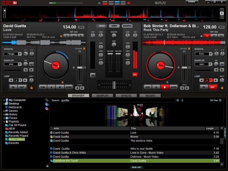 Download Virtual Dj 8 2 3573 Gratis Mixagem Musica