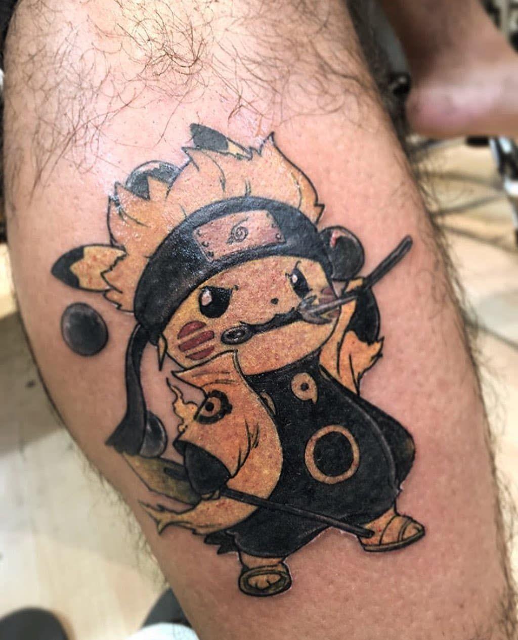 50 Pokeball Tattoo Designs For Men Pokemon Ink Ideas Pokeball Tattoo Gaming Tattoo Pokemon Tattoo