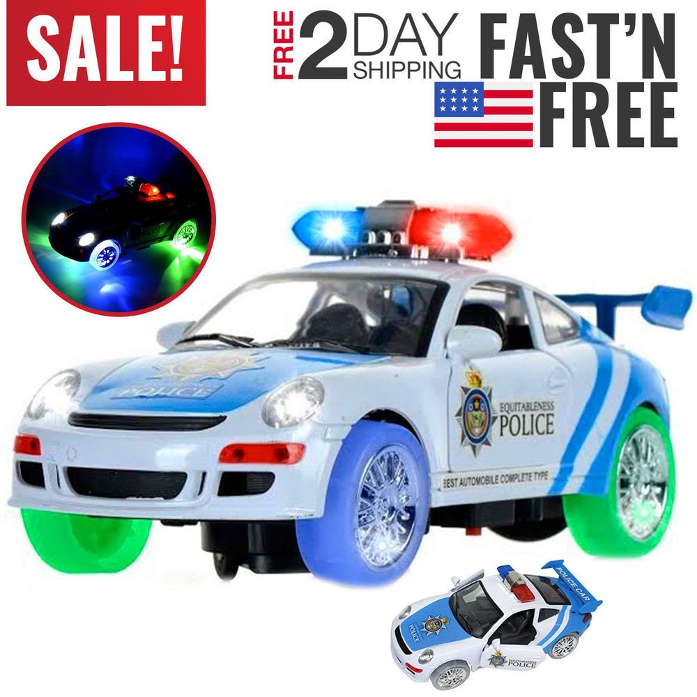 Toys For Boys Age 15 : Toys for boys police car truck kids year old