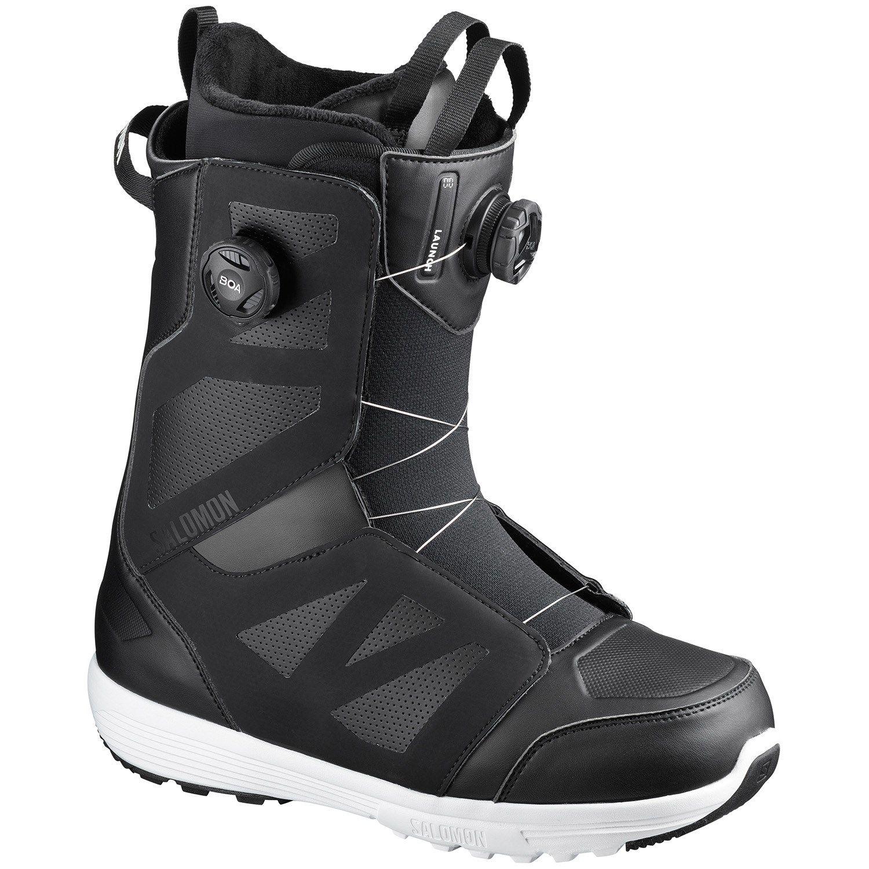Salomon Launch Boa Sj Snowboard Boots 2020 Boots Snowboard Snowboarding Gear