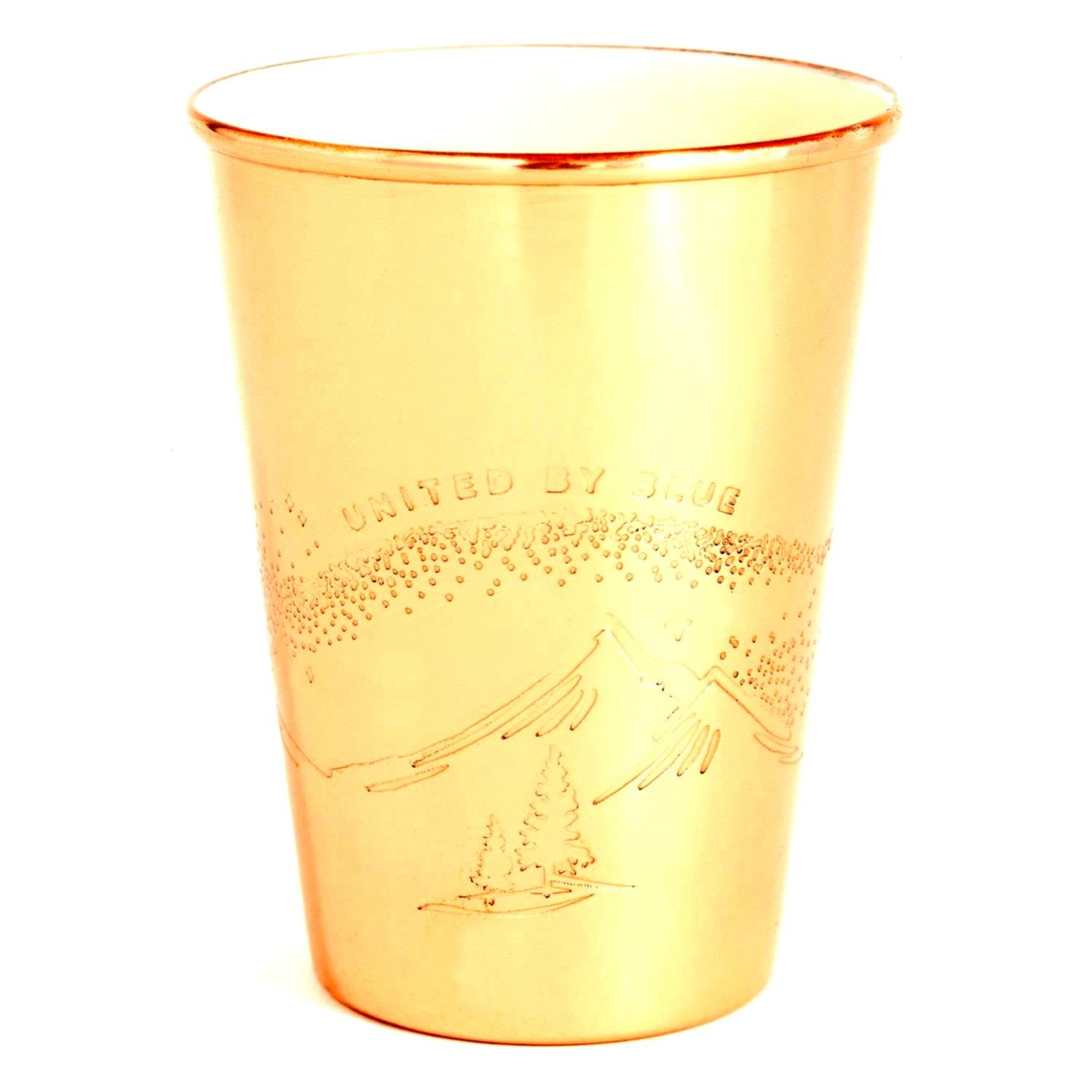 By Blue Mountain Gaze 16oz Copper TumblerUnited By Blue Mountain Gaze 16oz Copper Tumbler Smart Measuring Cup  Ever find yourself wishing you had a measuring cup thermome...