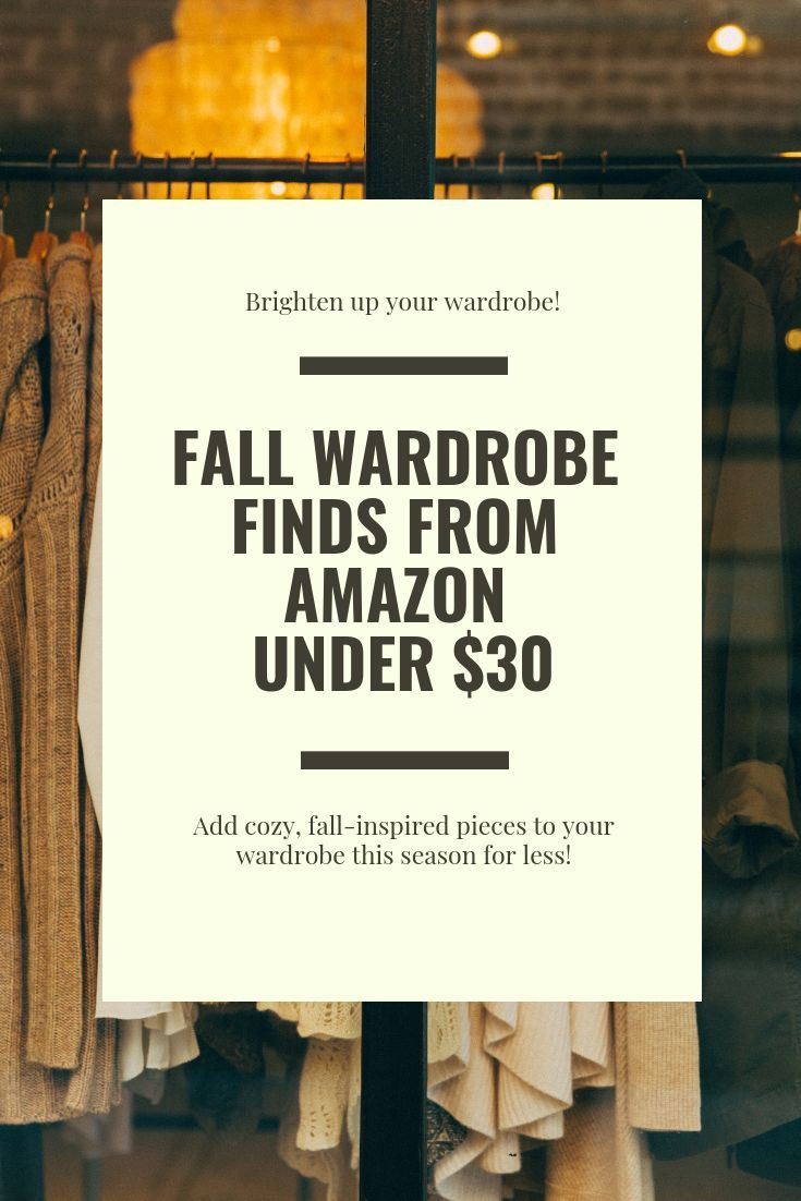 FALL WARDROBE AMAZON FINDS FOR UNDER $30 My Fall Wardrobe Amazon Try-On Haul!  #outfit #outfits #out...