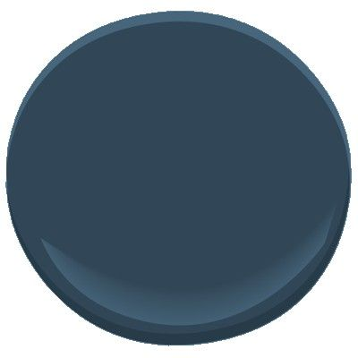 Gentleman's Gray 2062-20. This is the door color on the Capitola house! (from owner). Windows were pre-painted by Marvin in Cascade Blue (a lighter blue).