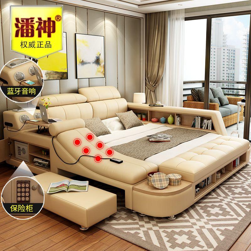 Best Smart Massage Multi Function Tatami Wedding Bed Master 400 x 300