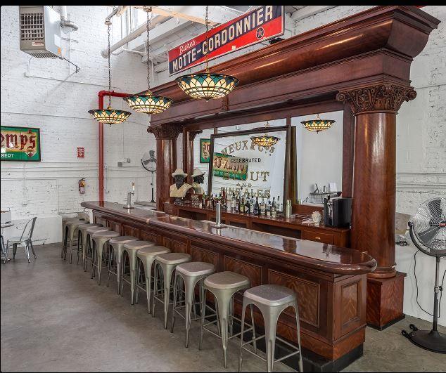 Antique Bars Mantels