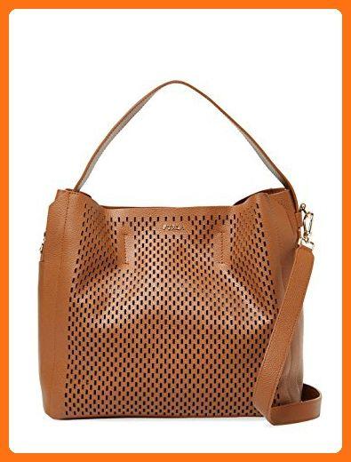 Hobo Furla Leather Bags Laser Capriccio Cut Hobo Nocciola rvvx4FYwq