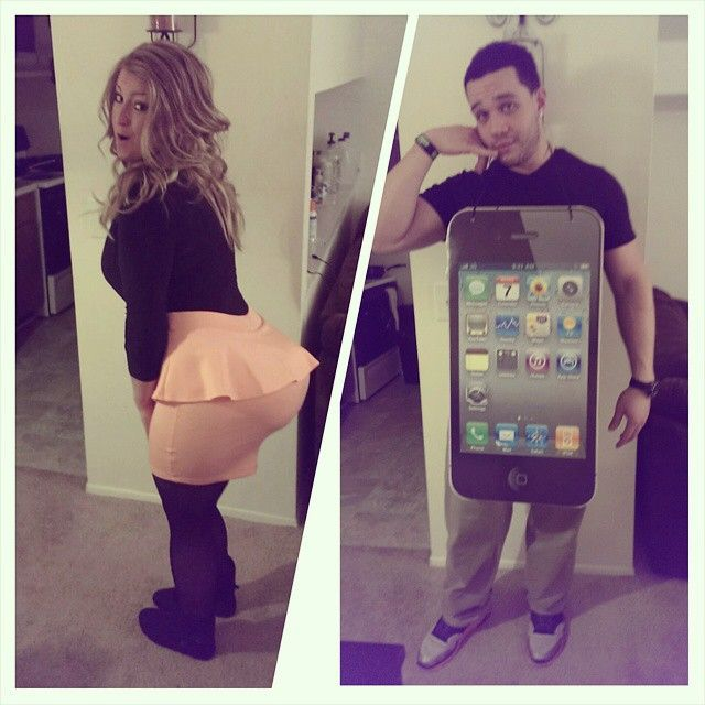 Thats Right We Are A Booty Call Pretend Like You Didnt Just Giggle Go Ahead Bootycall Puncostumes Couplescostume Werethatcouple Halloween