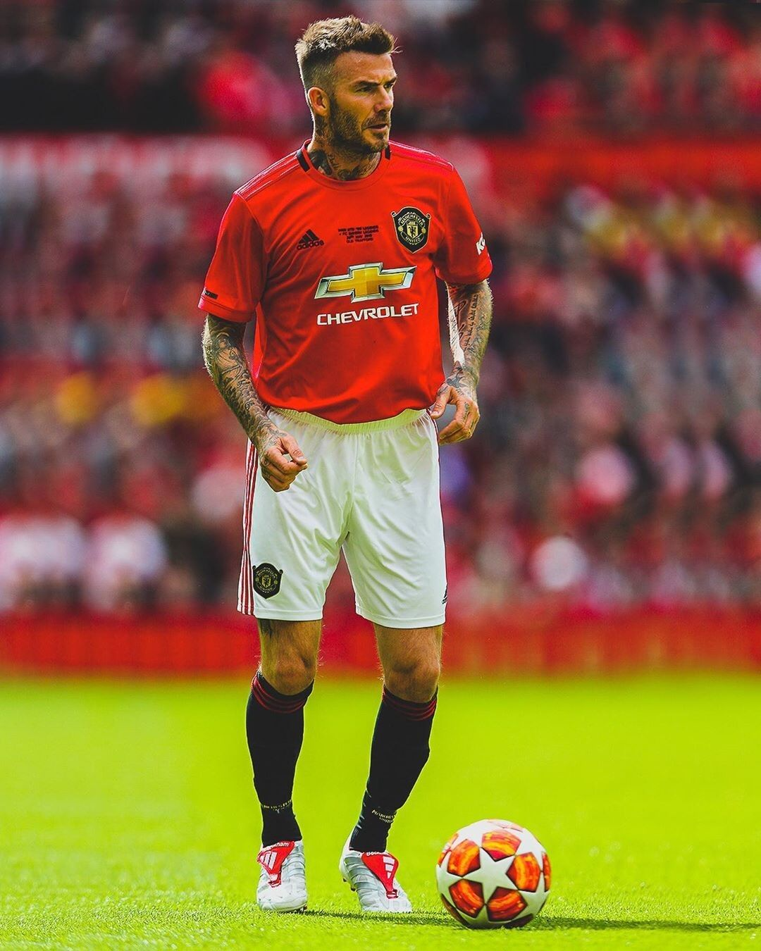 Football image by Mitadru Gupta Manchester united