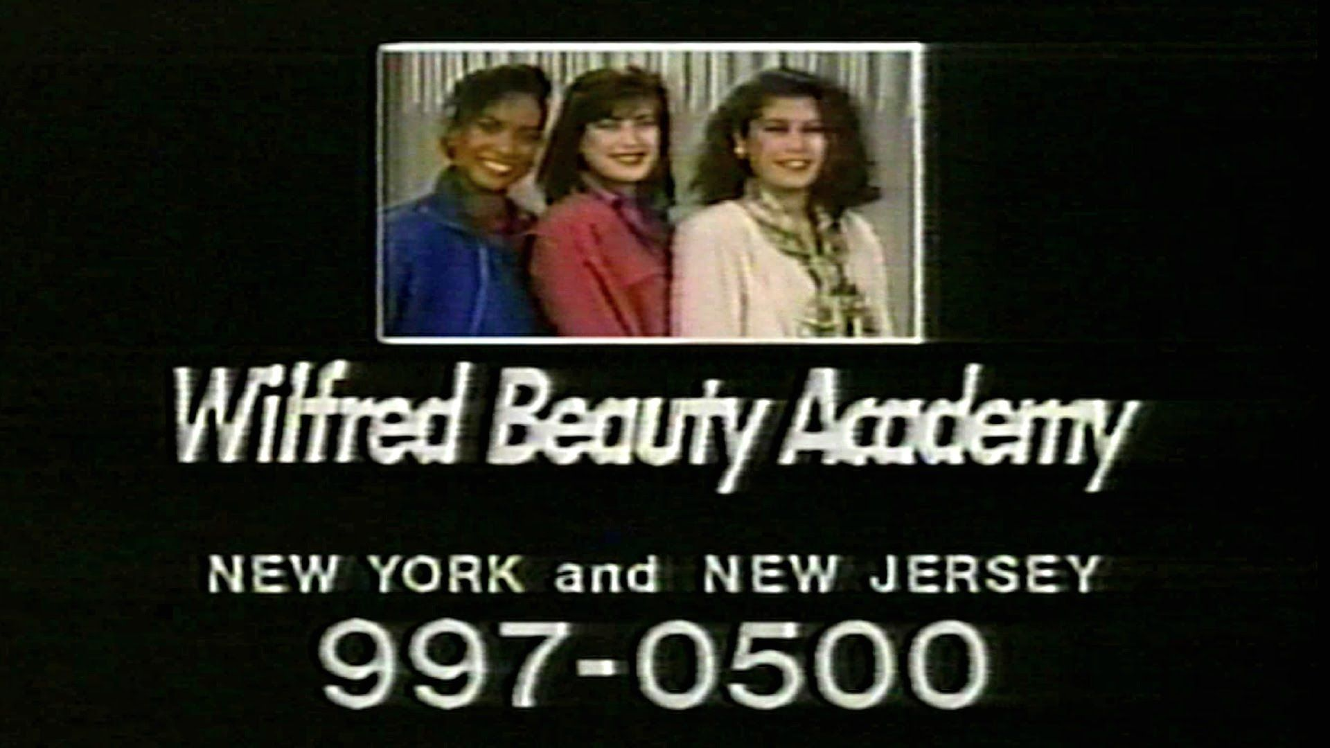 1988 Commercial Wilfred Beauty Academy 9970500