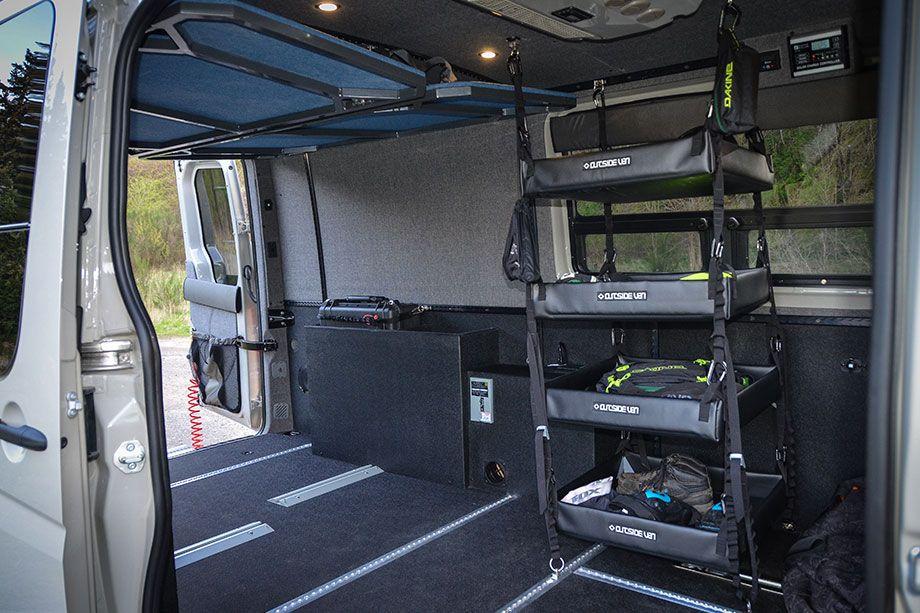 Custom Built Vans Vw Bus Camper Bus Camper Vans
